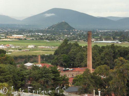 Metepec y Cerro Sn Miguel