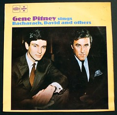 Gene Pitney sings Bacharach, David and others | by Jacob Whittaker