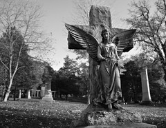 Oakwood Cemetery - Troy, NY - 01 by sebastien.barre