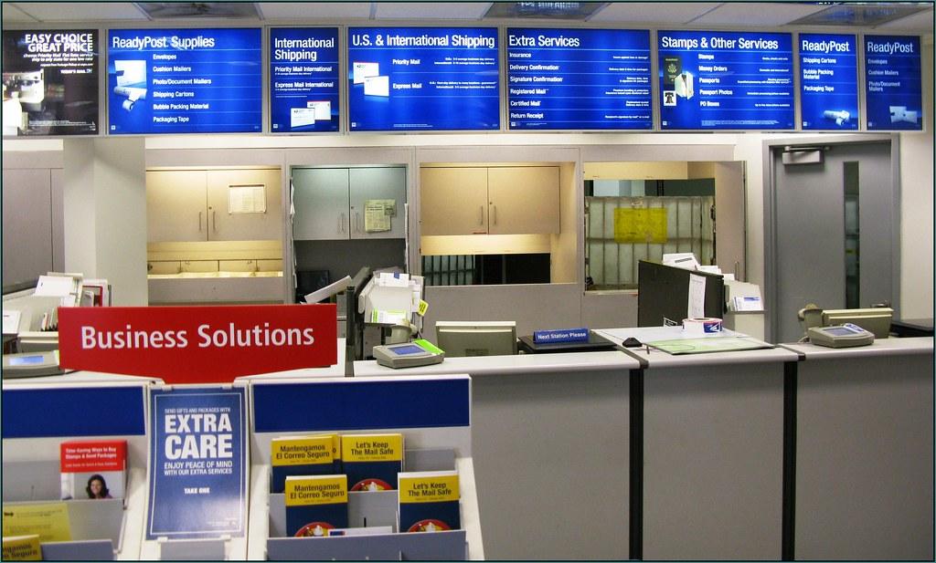 Chicago Post Office Customer Service   Friday  1:50 p m  Hel…   Flickr