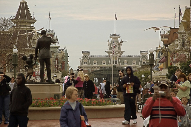 Disney - Backwards Partners