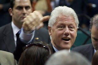 Bill Clinton @ UNCC | by Justin Ruckman