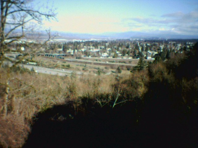 Rocky Butte view east