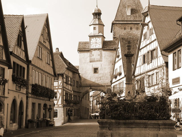 Beautiful Beautiful Rothenburg