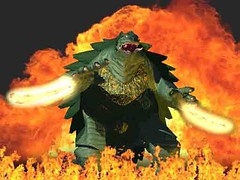 Image result for Gamera 4