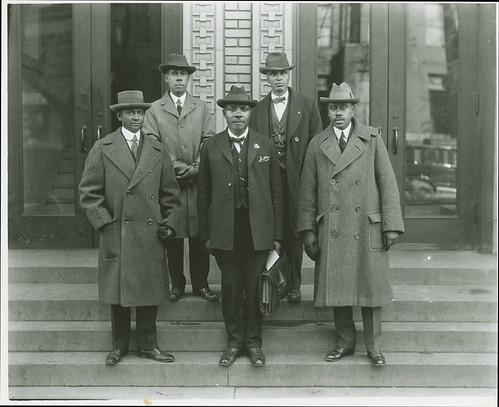 Distinguished Gentlemen | by Black History Album