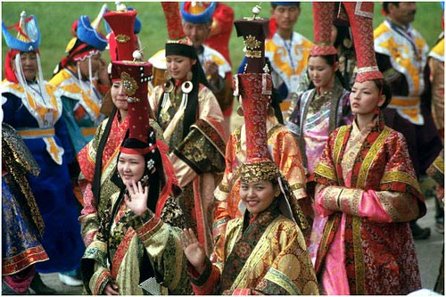 Mongolia, Mongolië, Mongolei Travel Photography of Naadam Festival.01