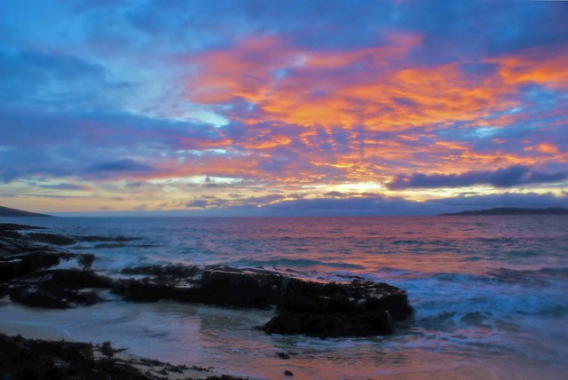 Atlantic Sunset - Harris