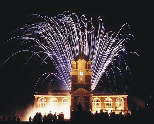 Fantastic Fireworks at RMA Sandhurst