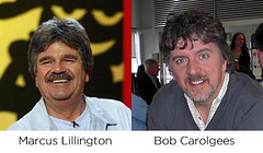 Bob Carolgees & Marcus Lillington | by Jon Hicks