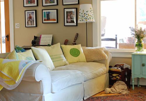 new pillows :: a little bit better   by SouleMama