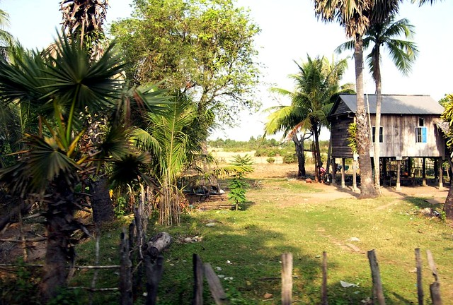 Kambodscha, Auf dem Land bei Angkor   -  1