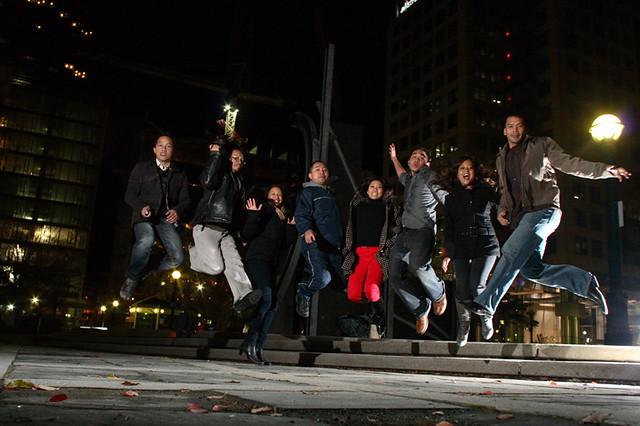 PG Group Jump