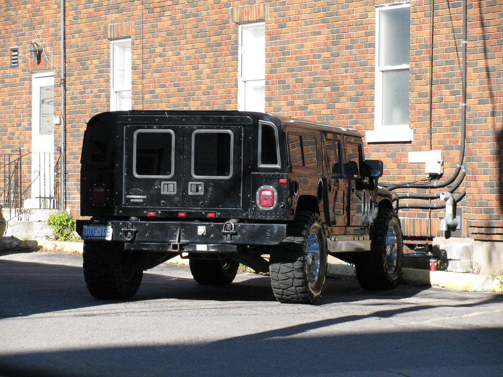 Hummer H1111 | Here is a H1111 Hummer I saw the other day. Looks l ... | hummer i