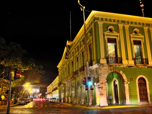 Los Pinos o Los Almendros. La Gobernator´s house