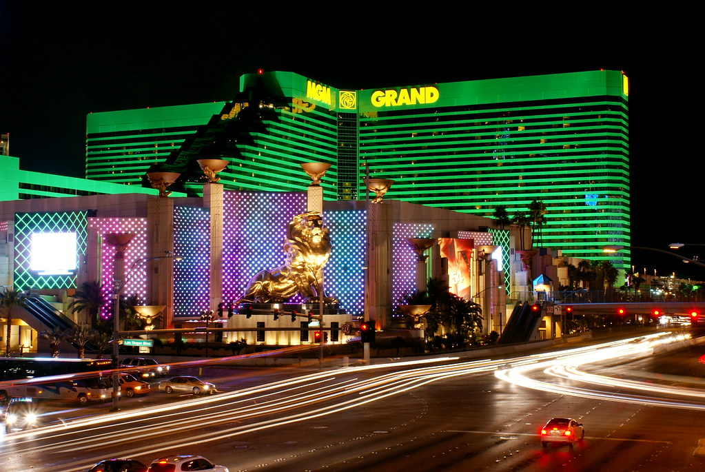 Mgm releases safety plan for reopening las vegas casinos