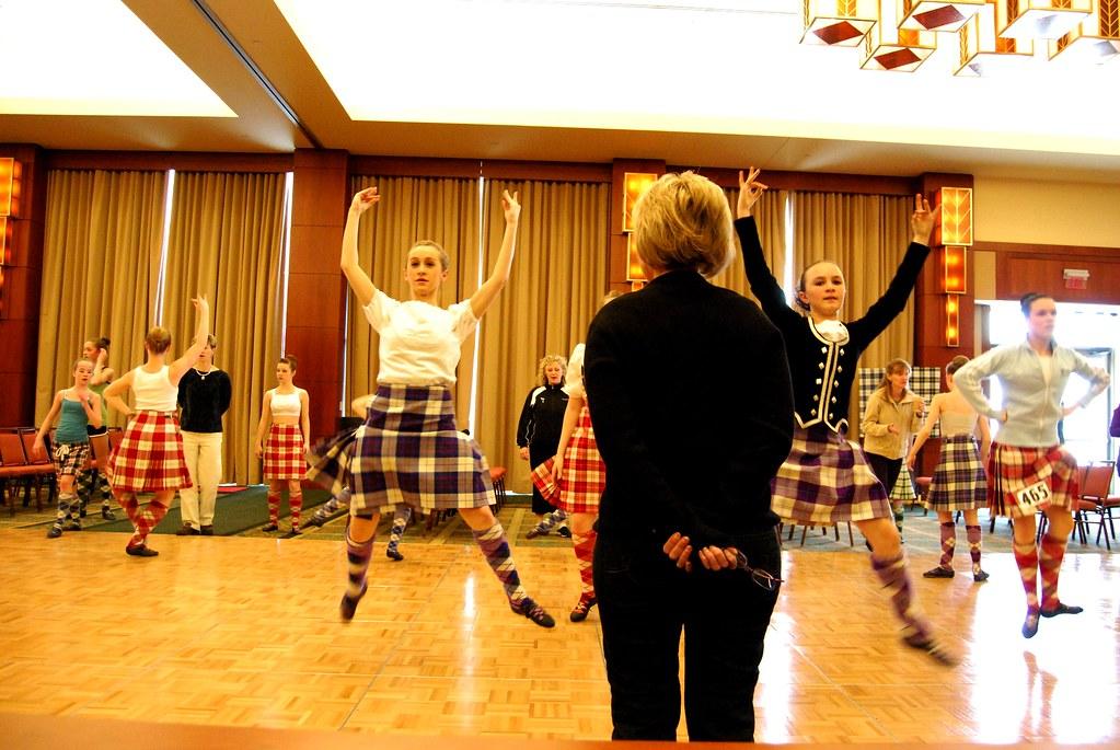 highland dance teacher | February 28, 2009 Teachers and stud… | Flickr