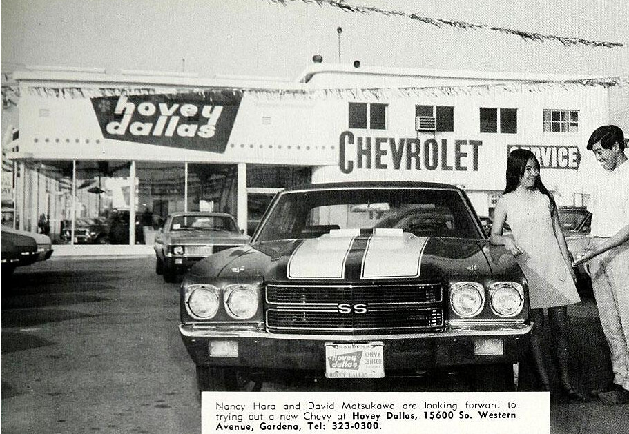 Hovey Dallas Chevrolet Gardena Ca D Coates Flickr