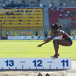 Alicia Smith (Triple Jumper)