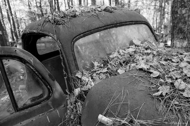 Old Car City on film