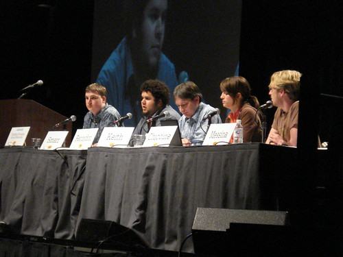 SxSW Panel on Portable Social Networks | by inky