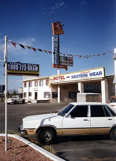 Fez Motel, 1994