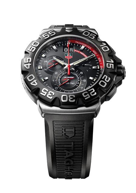TAG Heuer Formula 1 Kimi Raikkonen Ltd Edition