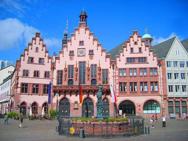 Romerberg Square