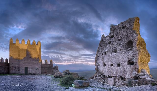 Castillo de Tabernas (Almería)
