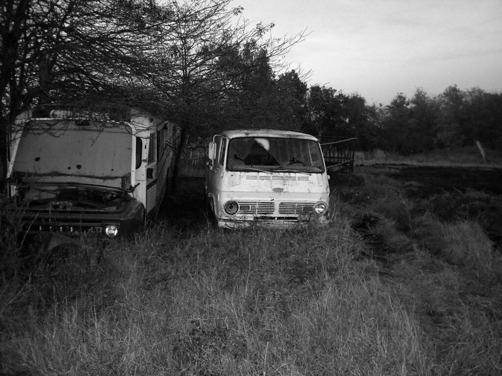 Junk Autos - 18 October 2008