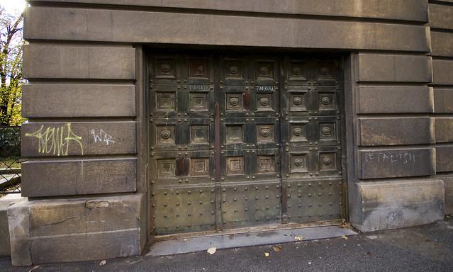 Doors of Zagreb (2)
