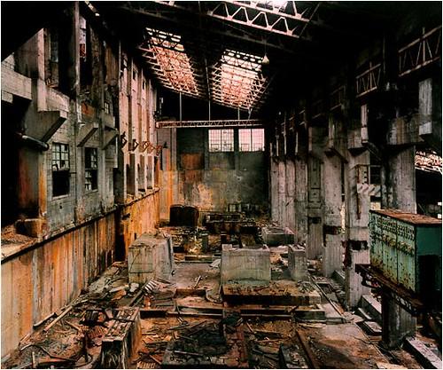 Another Abandoned Space, Japan. Shinichiro Kobayashi