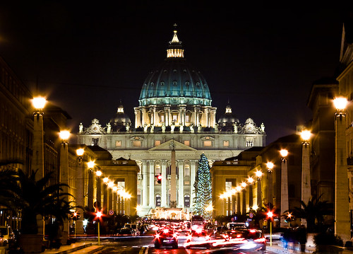 Christmas Eve at St. Peter's | by Justin Korn