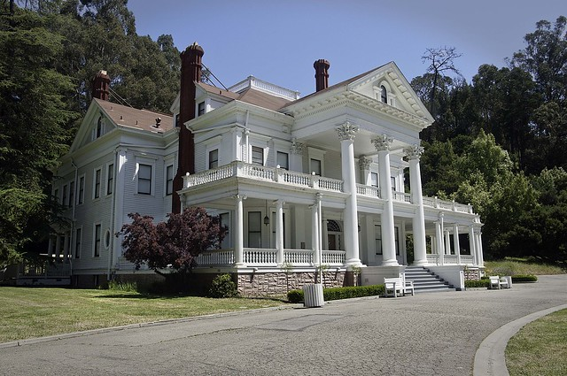 The Tragic Story of Dunsmuir House