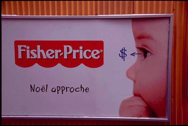 Anti Capitalist Graffiti Lausanne Switzerland Christmas