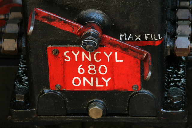 SYNCYL 680 ONLY
