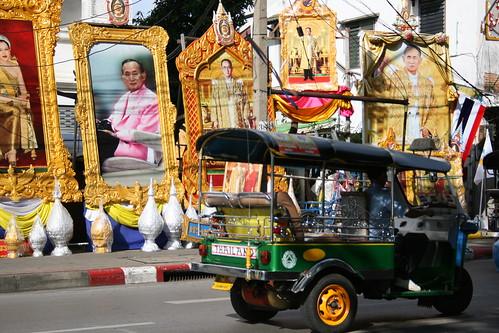 Bangkok Re e Tuk Tuk | by truth82