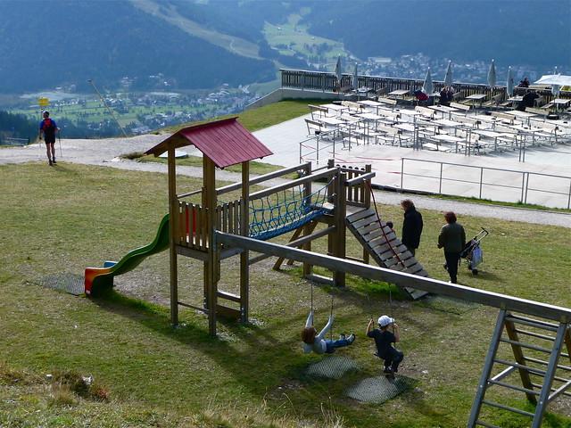 Playground 1/2 way down