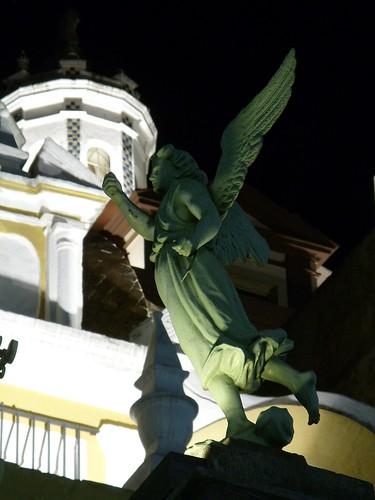 Puebla - Nubes que navegan con el viento