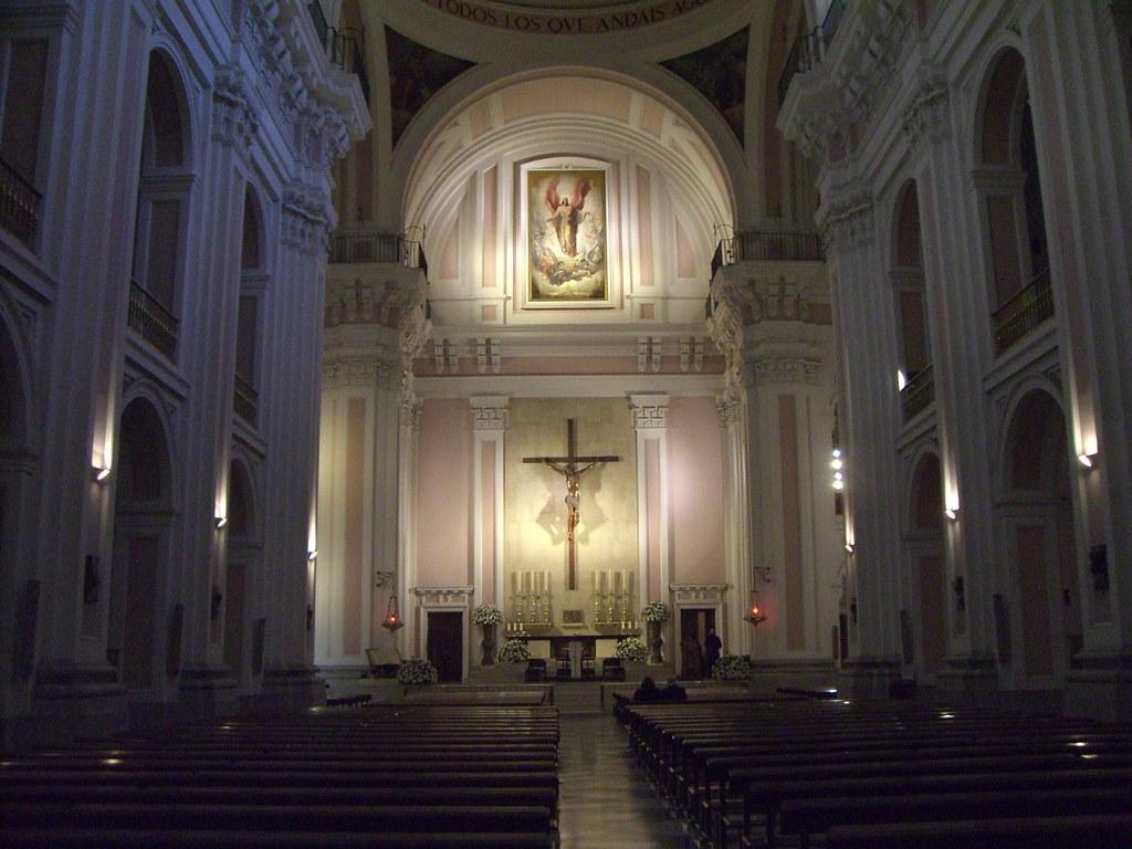 Madrid Iglesia De San Francisco De Borja Jesuitas Flickr