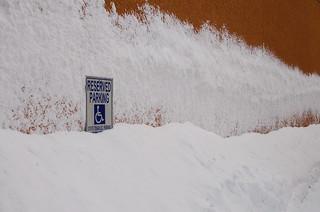 Snowblower Tracks | by nataraj_hauser / eyeDance