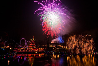 Tivoli Garden fireworks | by Stig Nygaard