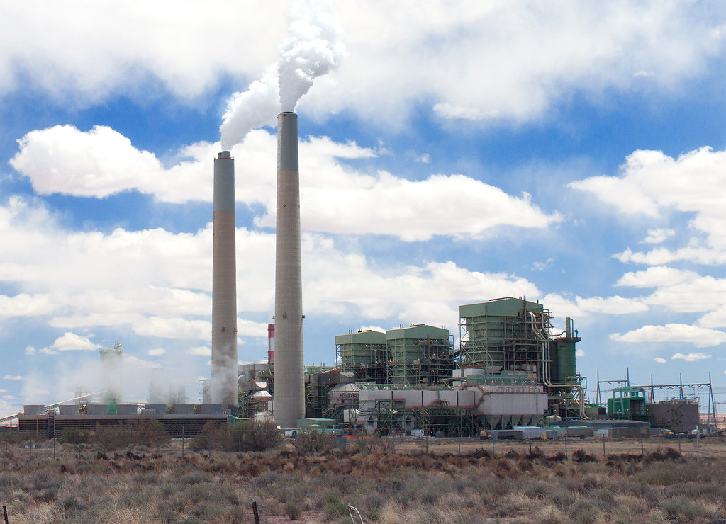 Cholla Power Plant