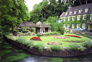 Swan Hotel, Burford, Oxfordshire
