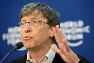Bill Gates - World Economic Forum Annual Meeting Davos 2008 | by World Economic Forum