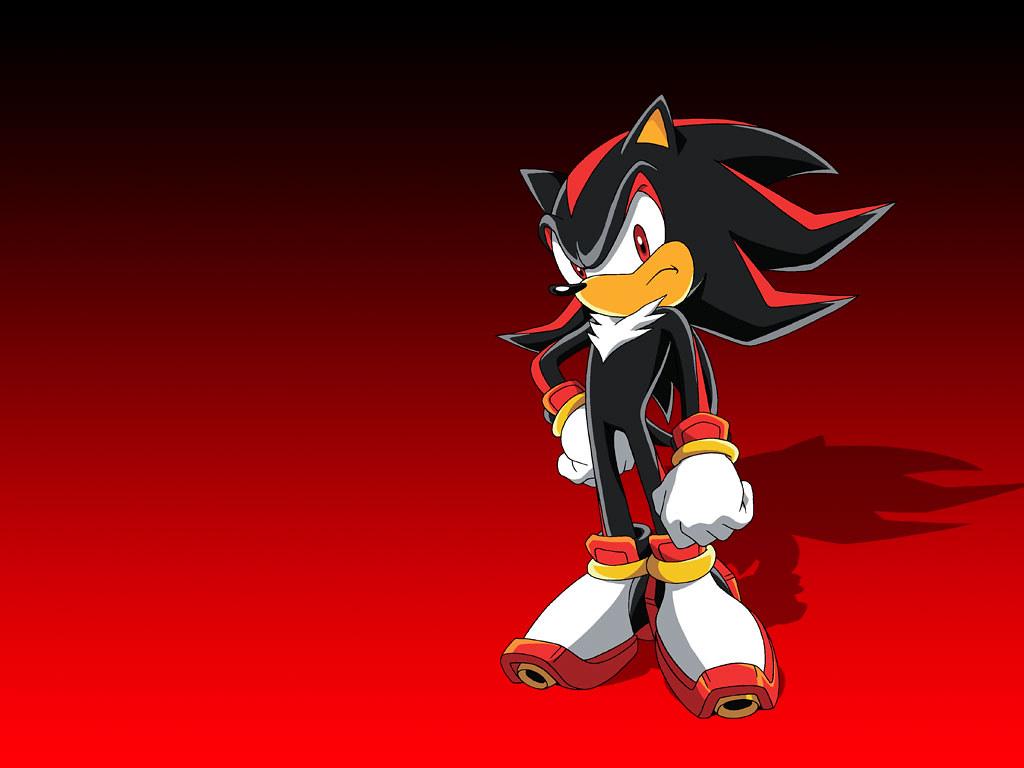 Black Red Shadow Sonic Xwallpaper Shadow Wallpaper