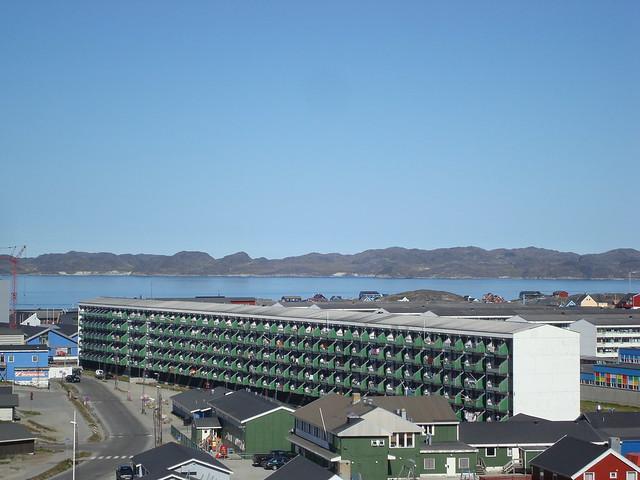 Blok P, Nuuk