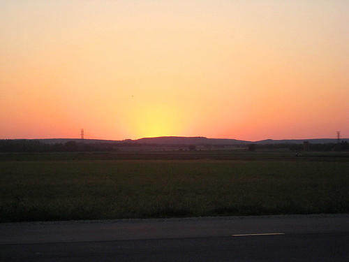 sunset usa ks kansas lindsborg