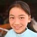 7/30 Balikun, lunch (cute girl) [ Canon 5D ]