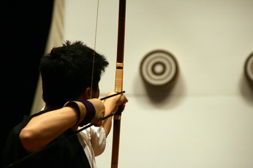 Traditional archery at Japanfest | by johntrainor